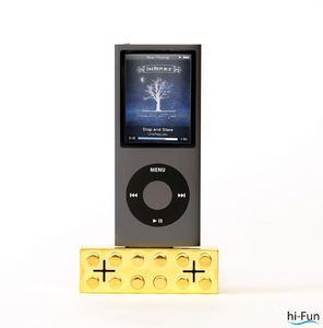 speaker per ipod e iphone oro hi- brick